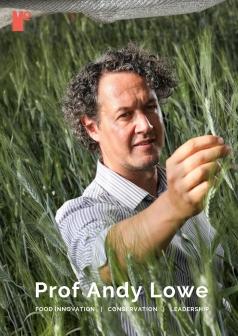 Prof Andy Lowe Speaker Profile