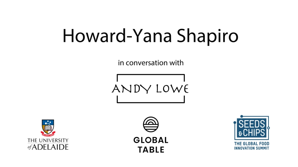 In Conversation with Andy Lowe with Logos